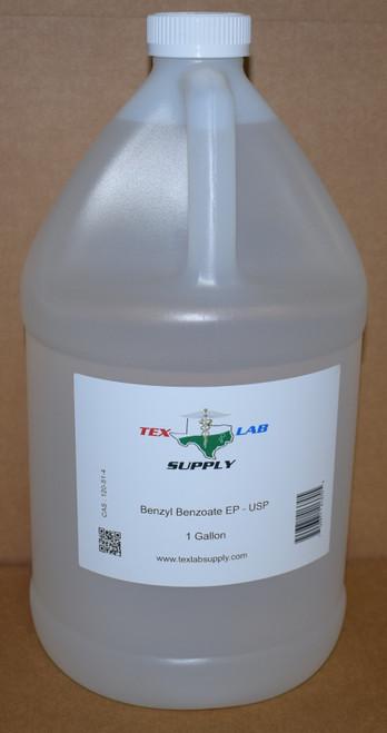 BENZYL BENZOATE NF⁄FCC⁄USP 1 Gallon (128 Fl. Oz.)