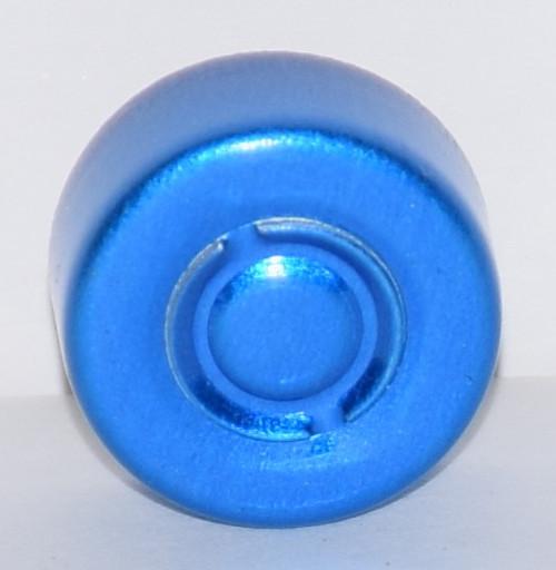 13mm Blue Center Tear Seals - 100 Pack