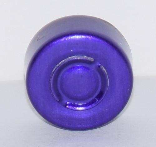 13mm Purple Center Tear Seals - 100 Pack