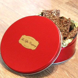 "1 1/4 Pound ""Signature Red"" Tin"