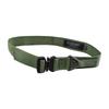 od green rigger's belt w/cobra buckle