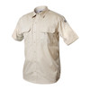 TS02SN - Pursuit Short Sleeve Shirt - Stone