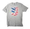 Trident Flag Logo T-Shirt