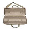 foundation rifle case tan open
