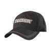 basic chino cap black