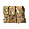 37CL04MC S.T.R.I.K.E.® M4/M16 Triple Mag Pouch (holds 6) - MOLLE - MULTICAM