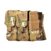 37CL106MC S.T.R.I.K.E.® Triple MP-5 Mag Pouch - MOLLE - MULTICAM