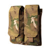 37CL88MC - AK-47 Double Mag Pouch (Holds 4) - MOLLE - MULTICAM