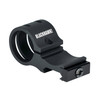71RM01BK - Offset Flashlight Rail Mount