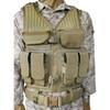 30EV03DE - Omega Elite™ Tactical Vest #1 - Coyote Tan