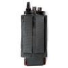 37FS50BK - Foundation Series Adjustable Radio/GPS Pouch - Back
