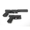 75FLTLR7BK - Blackhawk Streamlight® TLR-7A Flex - Mounted on Firearm