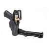 4117 - T-Series L2C Overt Gun Belt Holster Kit - Front Image