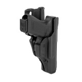T-Series L2D Non-Light Bearing Duty Holster back angle
