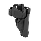 T-Series L3D Non-Light Bearing Duty Holster angle image