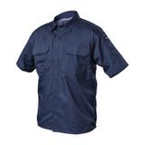TS02NA - Pursuit Short Sleeve Shirt - Navy