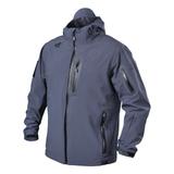 tactical waterproof jacket slate