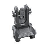 rear hybrid folding sights main image