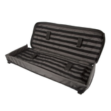 foundation rifle case black open