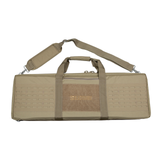foundation rifle case tan closed