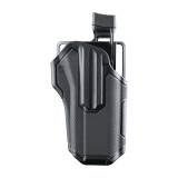omnivore rail attachment device on holster