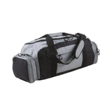 diversion carry workout bag gray and black