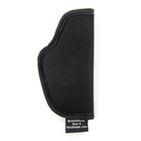 40IP - TecGrip Inside-the-Waistband Holster - Black - Size 4