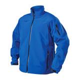 Tac Life Softshell Jacket JK02AB Front Admiral Blue