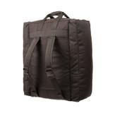 21DT03BK Enhanced Diver Travel Bag BLACK BACK