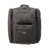 21DT03BK Enhanced Diver Travel Bag BLACK FRONT