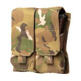 37CL03MC S.T.R.I.K.E.® M4/M16 Double Mag Pouch (Holds 4) - MOLLE - MULTICAM