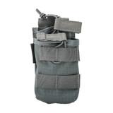 37CL118UG S.T.R.I.K.E.® Tier Stacked M16/M4/PMAG Mag Pouch - MOLLE - URBAN GRAY