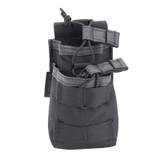 37CL119BK S.T.R.I.K.E.® Tier Stacked SR25/M14/FAL Mag Pouch - MOLLE - BLACK