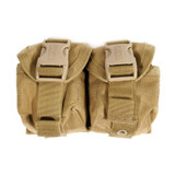 37CL13CT S.T.R.I.K.E.® Double Frag Grenade - MOLLE - COYOTE TAN