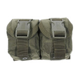 37CL13OD S.T.R.I.K.E.® Double Frag Grenade - MOLLE - OLIVE DRAB