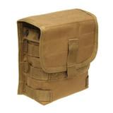 37CL28OD S.T.R.I.K.E.® M249 (Saw) Ammo Pouch - MOLLE - OLIVE DRAB