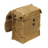 37CL28OD S.T.R.I.K.E.® M249 (Saw) Ammo Pouch - MOLLE - OLIVE DRAB OPEN