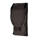 37CL65BK S.T.R.I.K.E.® M4/M16 Staggered Mag Pouch - MOLLE - BLACK