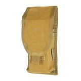 37CL65CT S.T.R.I.K.E.® M4/M16 Staggered Mag Pouch - MOLLE - COYOTE TAN