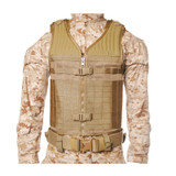 37CL66BK S.T.R.I.K.E.® Elite Vest - COYOTE TAN