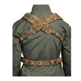 37CL82MC S.T.R.I.K.E.® Lightweight Commando Recon Chest Harness - MULTICAM BACK
