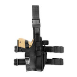 40QD - Nylon Omega® VI Elite Holster - black