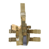 40QD - Nylon Omega® VI Elite Holster - olive drab
