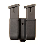 41061 - Double Mag Case - Double Stack - Black Matte Finish