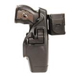 44H015 - TASER® X-26 Level 2 Duty Holster- lock side