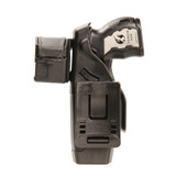 44H015 - TASER® X-26 Level 2 Duty Holster- side angle