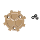 430951CT QUICK DISCONNECT - MALE ADAPTER COYOTE TAN