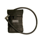 65SH00bk - side hydration pouch - black