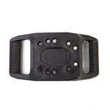 44H910BK - T-Series 2-Slot Belt Loop