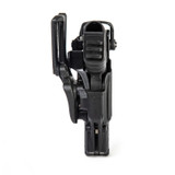 44N500BWR - T-Series L3D Non-Light Bearing Holster - Basketweave - glock bottom profile image